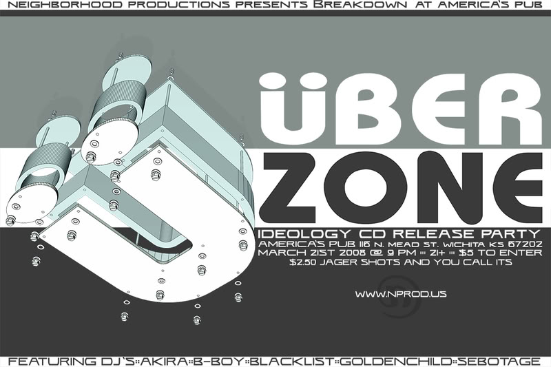 Tickets Uberzone Show