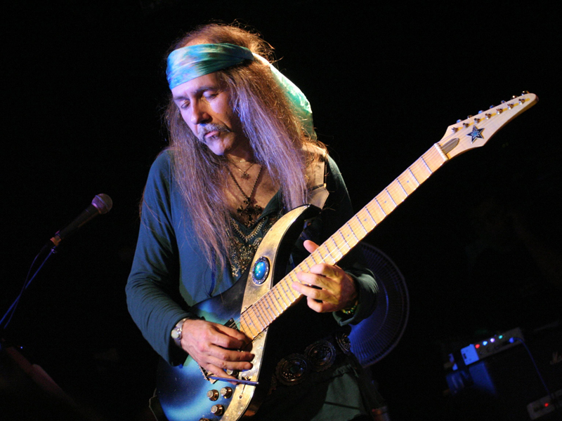 Uli Jon Roth Brixton South Bay