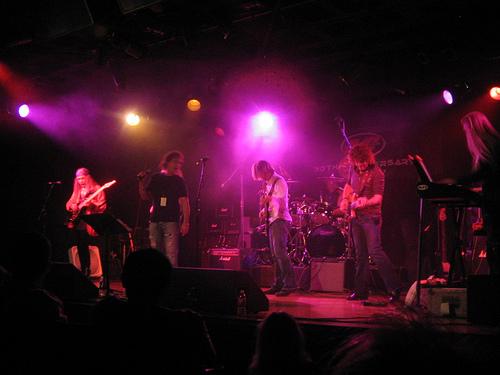 Uli Jon Roth Tour Dates 2011