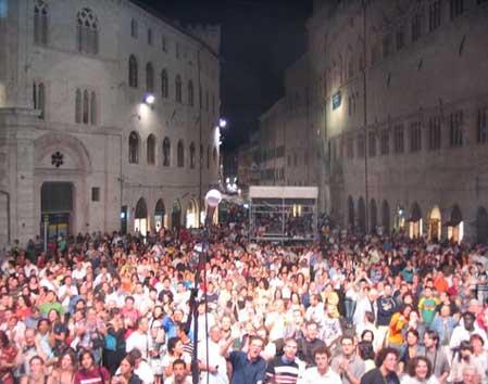 Concert Umbria Jazz