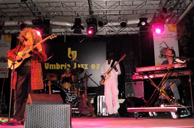 Tickets Umbria Jazz