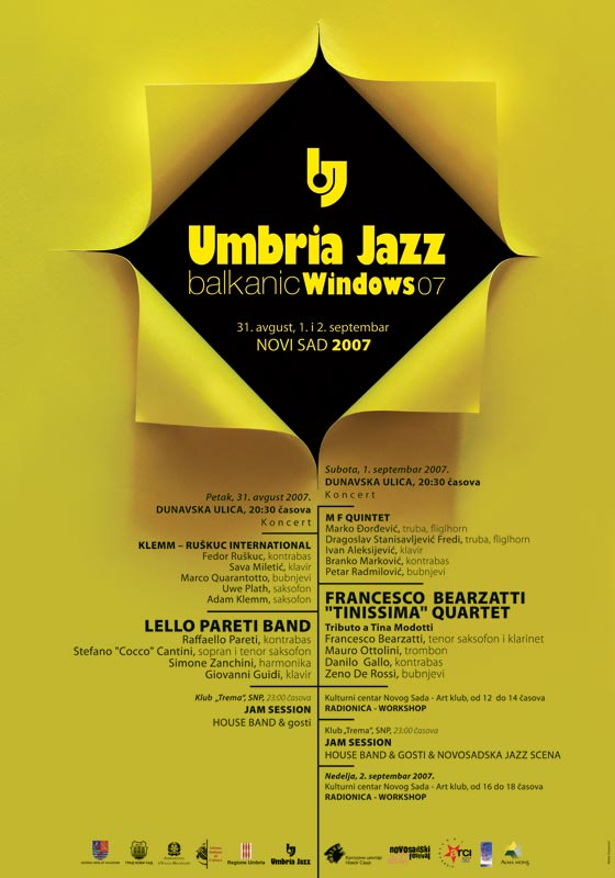 Umbria Jazz Dates 2011 Tour