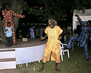 Under The Griot S Tree Concert