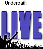 Underoath Concert