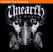 Unearth Tickets Baltimore