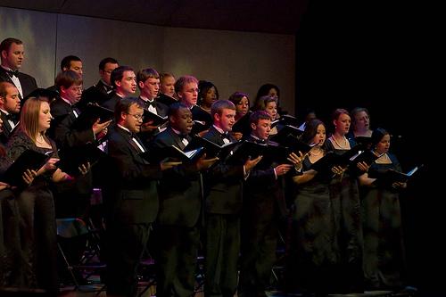 University Singers Tickets Muncie