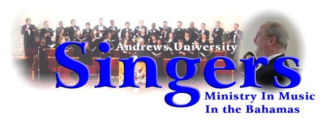 University Singers 2011