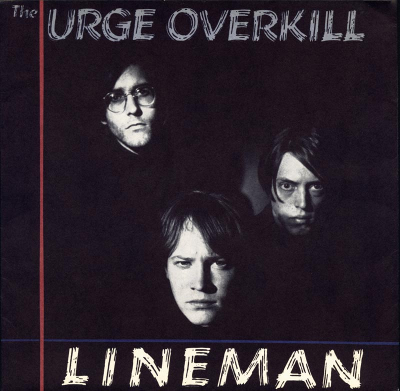 Urge Overkill Tickets