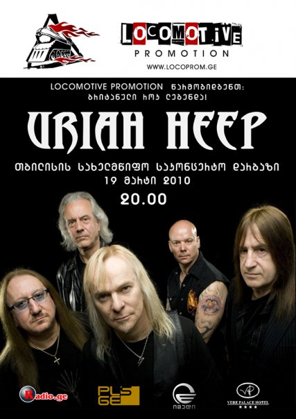 Uriah Heep Tickets Falls Church