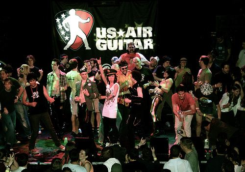 Us Air Guitar 2011
