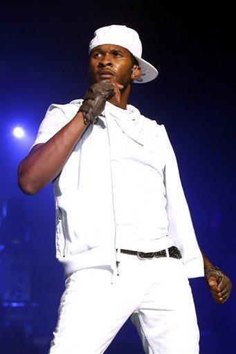 2011 Usher Show