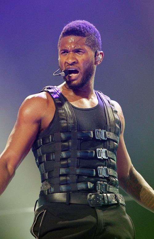 Usher Allstate Arena
