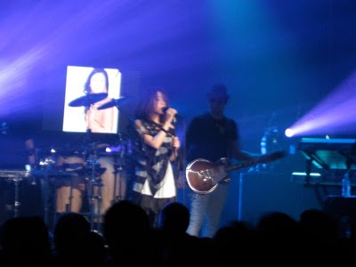 Tour Utada In The Flesh Dates 2011