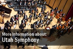 Utah Symphony Tickets Deer Valley Outdoor Amphitheatre