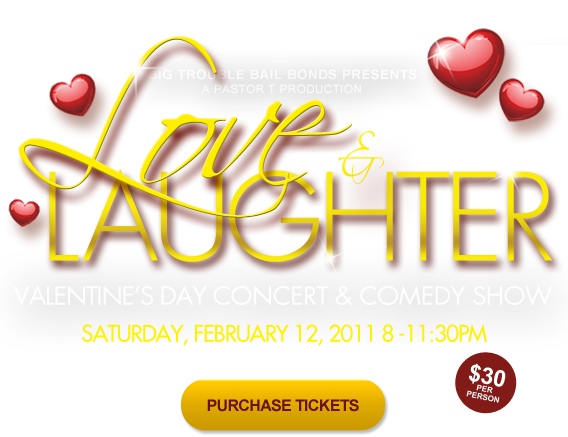 Valentine S Day Comedy Show 2011 Dates