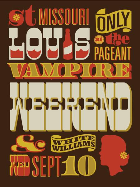 Vampire Weekend Concert