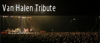 2011 Van Halen Tribute Dates Tour