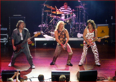 Van Halen Tribute Indianapolis IN