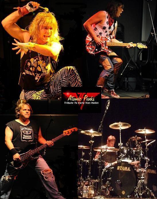 Van Halen Tribute Indianapolis