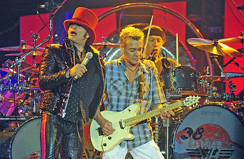 Van Halen Cincinnati