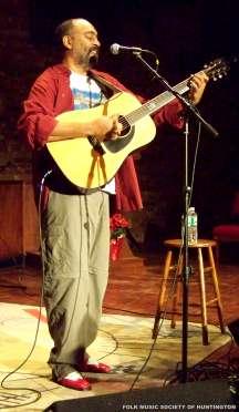 Concert Vance Gilbert