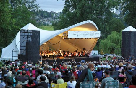 Vancouver Symphony Orchestra Concert