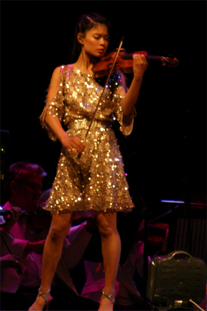 2011 Vanessa Mae Show