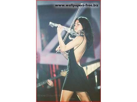 Vanessa Mae Dates 2011 Tour