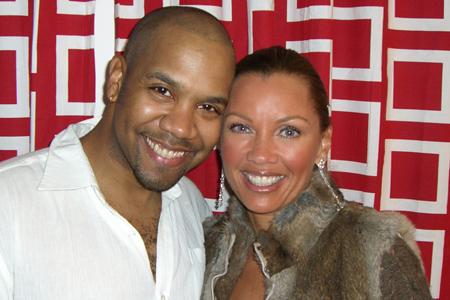 Vanessa Williams Star Of The Desert Arena