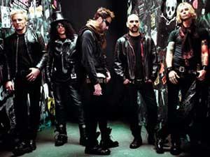 2011 Tour Velvet Revolver Dates