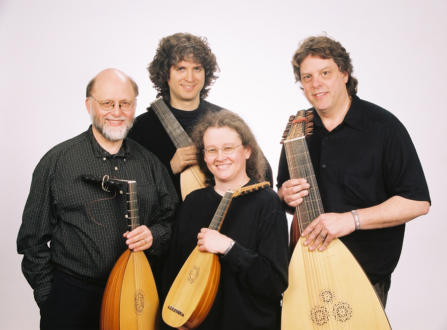 Venere Lute Quartet Tickets Mees Hall