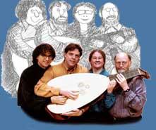 Venere Lute Quartet 2011 Show