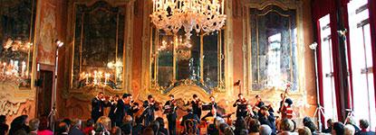 Venice Baroque Orchestra Walt Disney Concert Hall