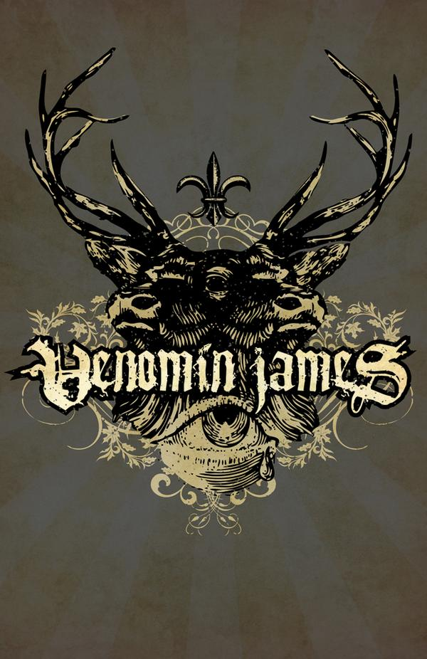 Venomin James Grog Shop Tickets