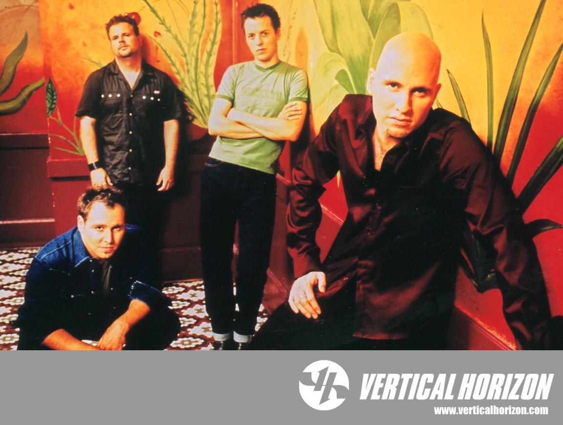 Vertical Horizon Tickets Montalvo