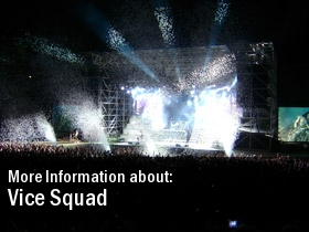 Vice Squad Tickets Fibbers