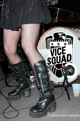 Vice Squad Show 2011