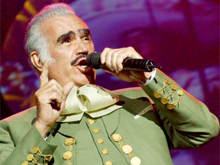 Dates 2011 Tour Vicente Fernandez