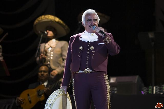 Vicente Fernandez Albuquerque