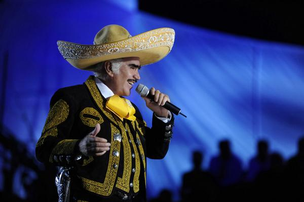 Vicente Fernandez Chula Vista Tickets