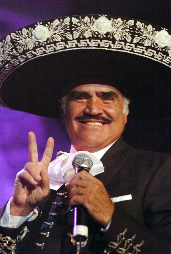 Vicente Fernandez Tickets Show