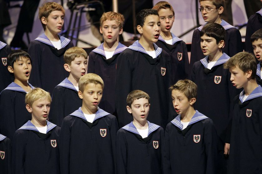 Vienna Choir Boys Boston MA