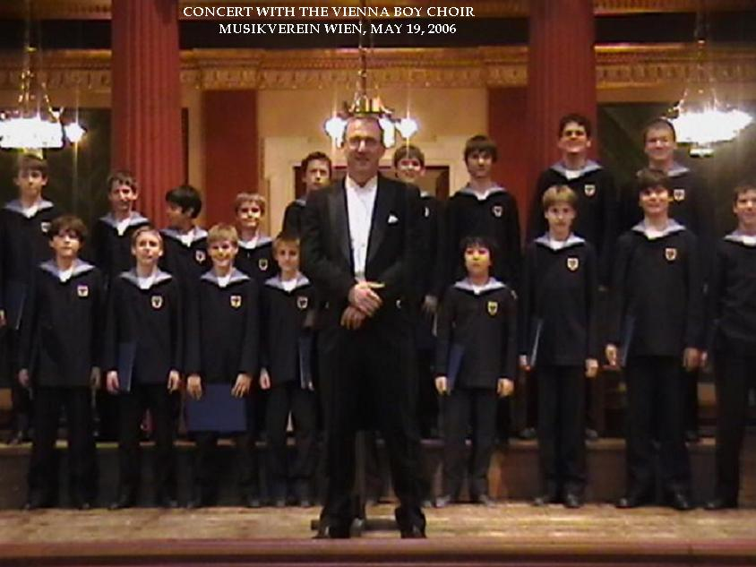 Vienna Choir Boys Tickets Show