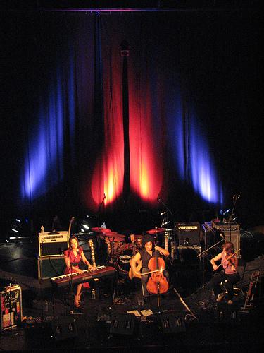 Vienna Teng Concert