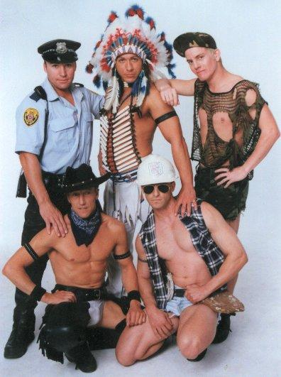 Dates Tour Village People 2011