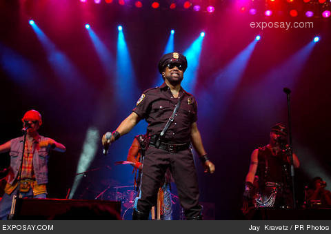 Village People Frederick Brown Jr Amphitheatre