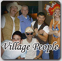Village People Tickets Winstar Casino