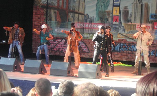Village People Winstar Casino Tickets