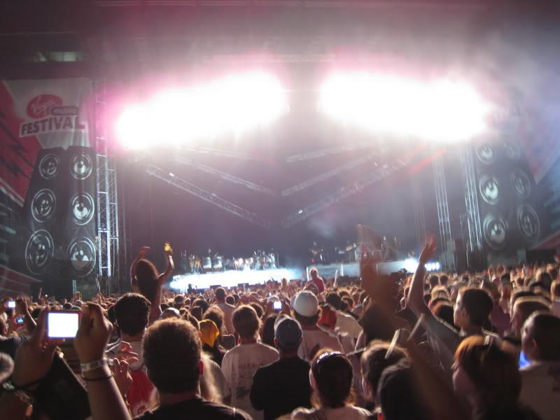 Virgin Mobile Festival Dates 2011 Tour