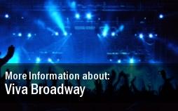 Viva Broadway Torquay Tickets